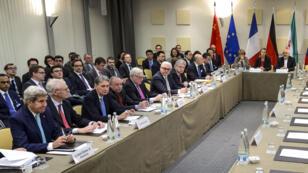 Les négociations internationales sur le nucléaire iranien, qui ont commencé vendredi, se poursuivent mercredi 1er avril.