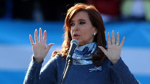 Cristina Fernández de Kirchner está acusada de encubrir la investigación a iraníes vinculados a un atentado contra una mutual judía en 1994.