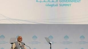"""رئيس الوزراء الهندي نارندرا مودي ضيف شرف في """"القمة العالمية للحكومات"""" الأحد 11 فبراير في دبي"""