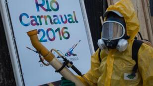 Le Brésil craint que le carnaval de Rio dans dix jours résulte en une multiplication des cas de Zika.
