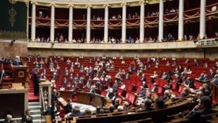 مقر الجمعية الوطنية الفرنسية.