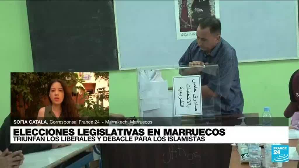 2021-09-09 14:31 Informe desde Marrakech: triunfo para los liberales en elecciones legislativas