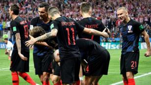 La Croatie affrontera la France en finale de la Coupe du monde 2018.