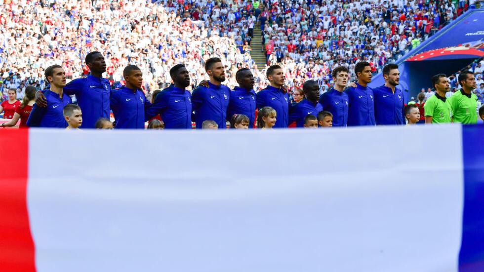 Mondial 2018 La Forteresse Bleue Chef D œuvre Incompris