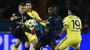 Le PSG et Chelsea se sont quittés dos à dos au Parc des Princes, mardi soir (1-1)