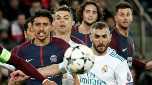 En el Parque de los Príncipes de París, Real Madrid impuso su jerarquía y eliminó a PSG.