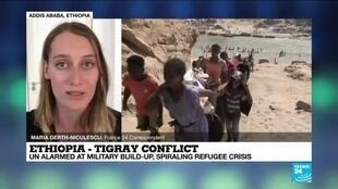 2020-11-24 13:12 Ethiopia-Tigray conflict: UN Security council to hold first meeting on crisis