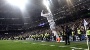 Cristiano Ronaldo, auteur d'un quadruplé avec le Real Madrid.