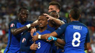 La France s'est imposée face à l'Allemagne (0-2) et rejoint le Portugal en finale de l'Euro-2016.