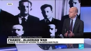 2021-03-10 14:10 Facing up to history: France to speed up opening of secret archives on Algeria War