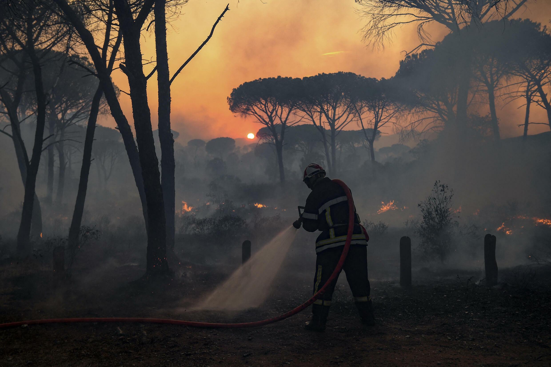Incendio Var Francia