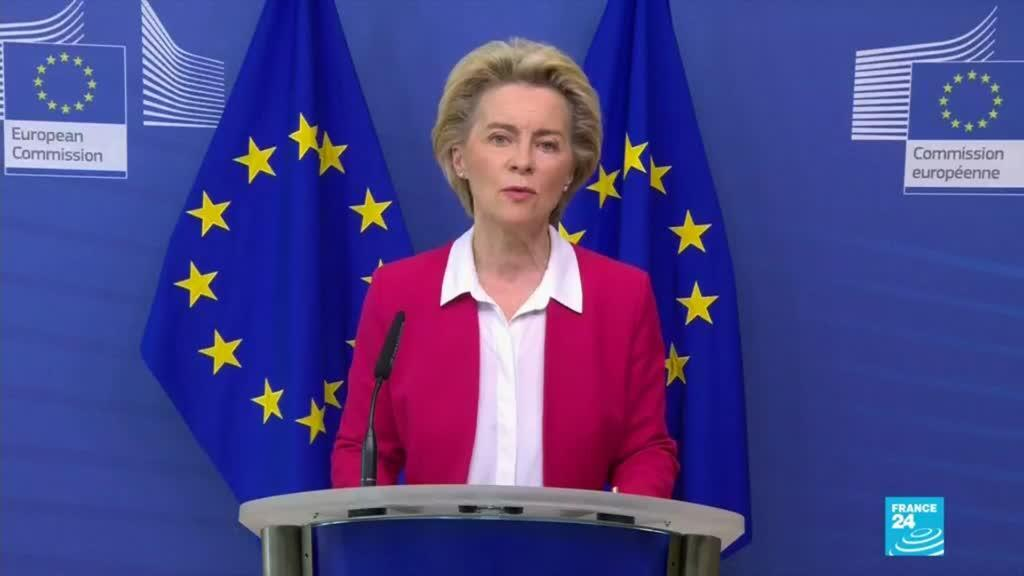 2020-09-24 08:11 EU must rise to challenge on migration, EU Commission chief says