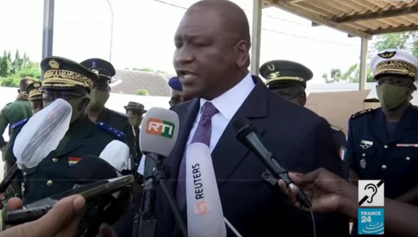 Hamed Bakayoko, nouveau Premier ministre ivoirien