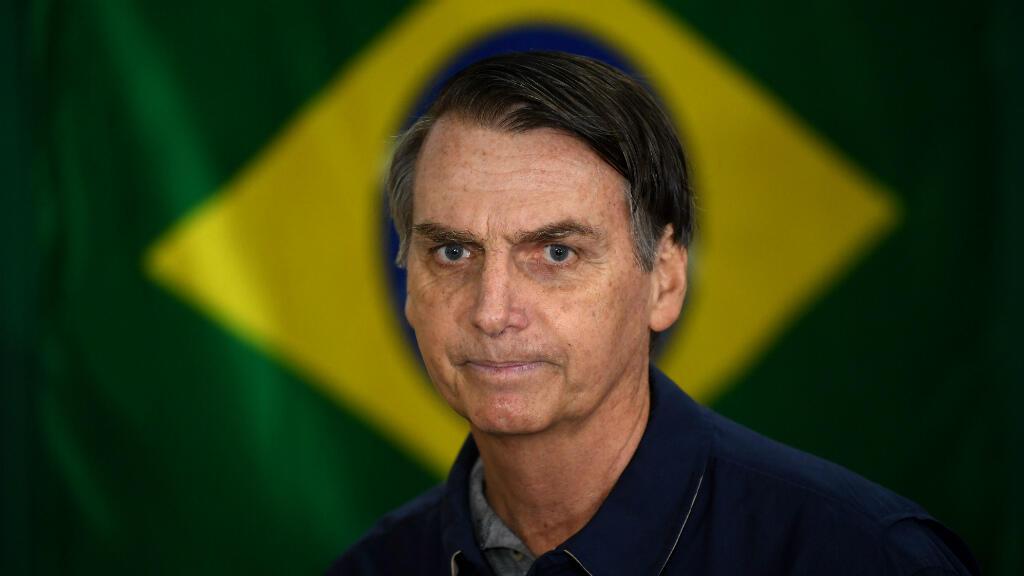 Brazil's 'Donald Trump' Bolsonaro winning female, gay vote