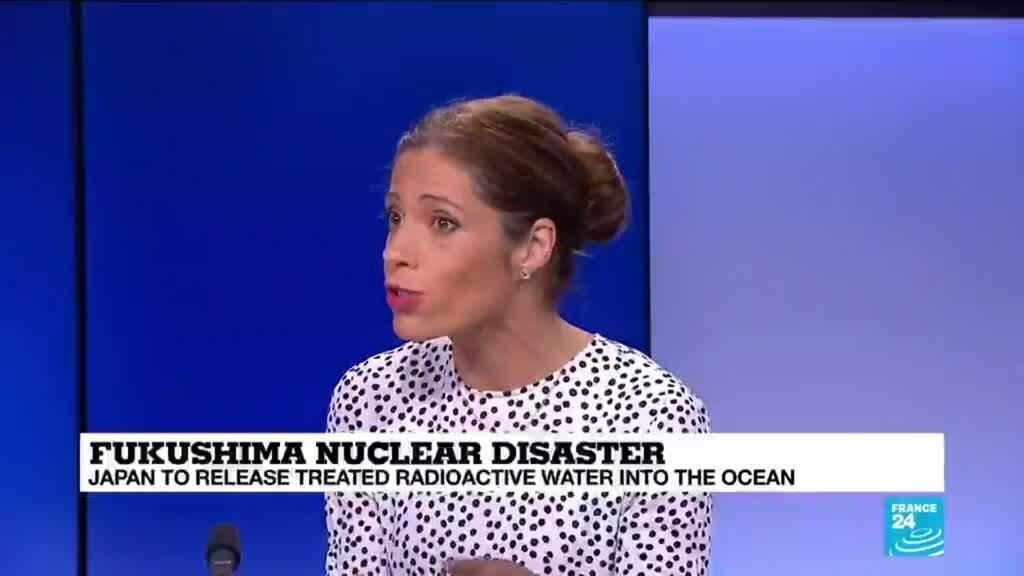2021-04-13 16:07 Japan to release treated Fukushima radioactive water into ocean, govt considers safe