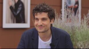 """Louis Garrel réalise et joue dans """"La Croisade"""", un film présenté au festival de Cannes dans la sélection pour le climat."""