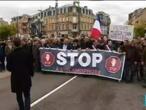 """Manifestation à Paris pour dire """"STOP à l'islamophobie"""""""