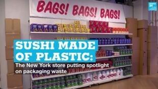 EN vignette plastic bag store