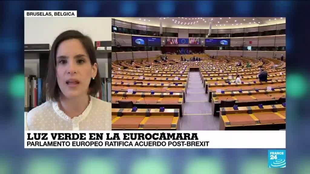 2021-04-28 14:33 Informe desde Bruselas: luz verde para el acuerdo post-Brexit