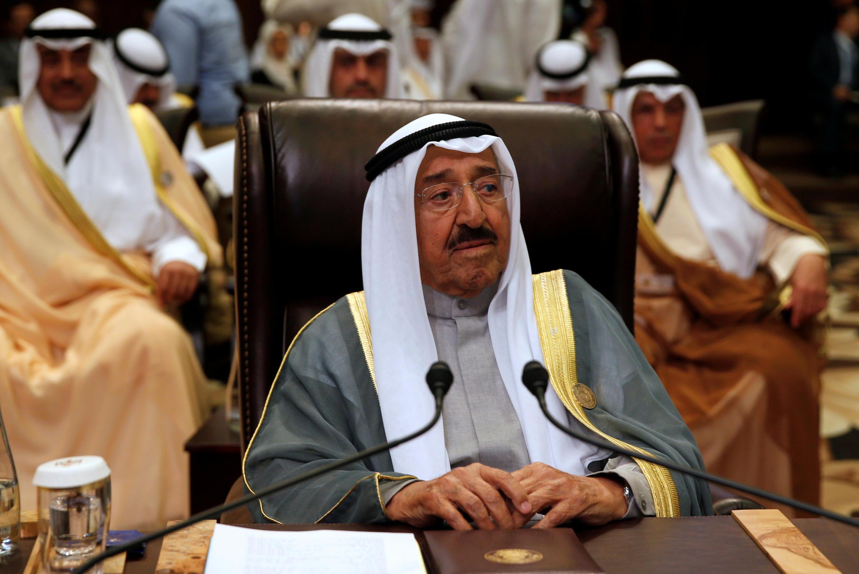 Kuwait sheikh emir sabah