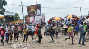 أعمال عنف في الكونغو الديمقراطية