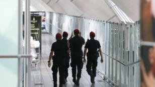 صورة من مطار بانكوك 7 يناير/ كانون الثاني2019