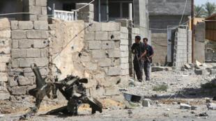 La ville de Doulouïya a plusieurs fois changé de mains depuis le début, en juin, de l'offensive de l'EI.
