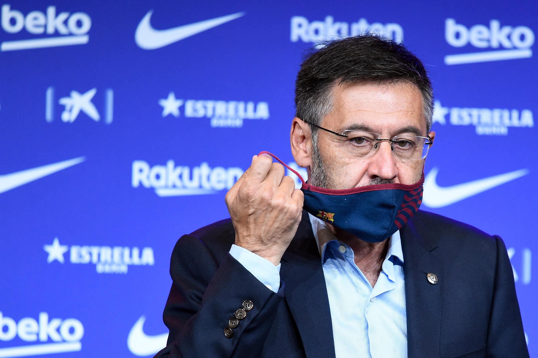 FC Barcelone Bartomeu