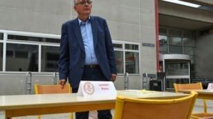 Pierre Laurent le 25 août 2018 à Angers