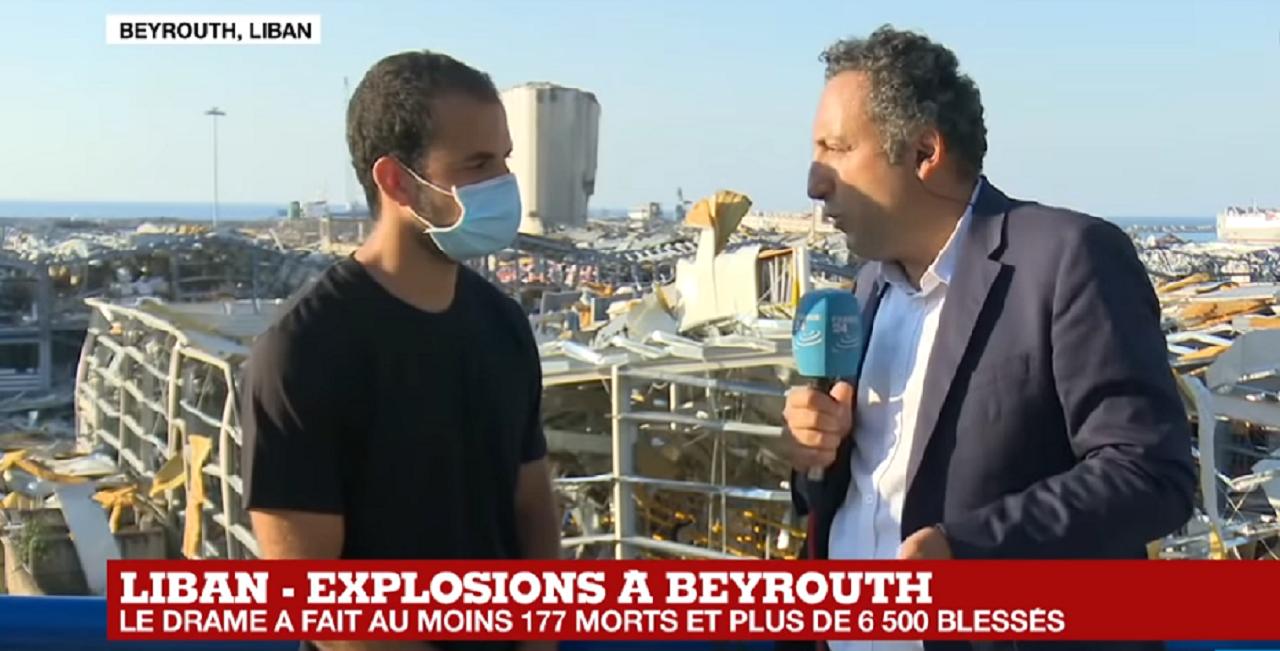 Édition spéciale à Beyrouth
