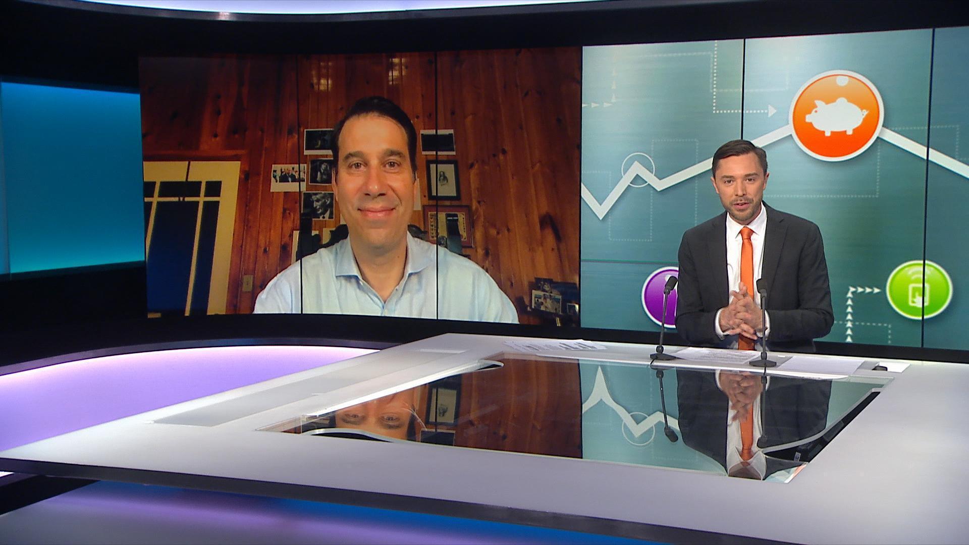 Rob Locascio, CEO of Liveperson Inc.