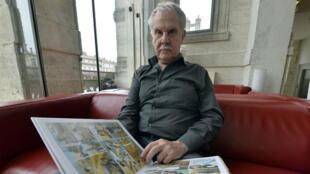 Le dessinateur belge Hermann est unanimement considéré comme l'un des auteurs majeurs du Neuvième Art.