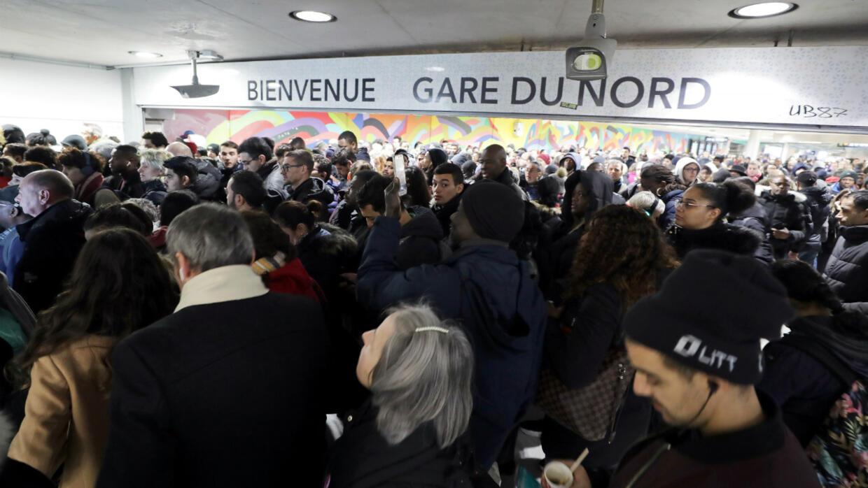 Réforme des retraites : 8e jour de grève, les syndicats unis face au gouvernement