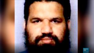 Le jihadiste français Fabien Clain.