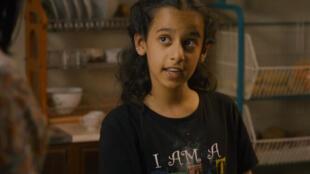 La jeune Waad Mohammed, principale protagoniste du film