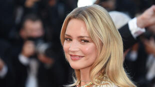 Belgian actress Virginie Efira plays a lesbian nun in 'Benedetta', a movie with erotic visions of Jesus that is courting controversy, according to film critics.