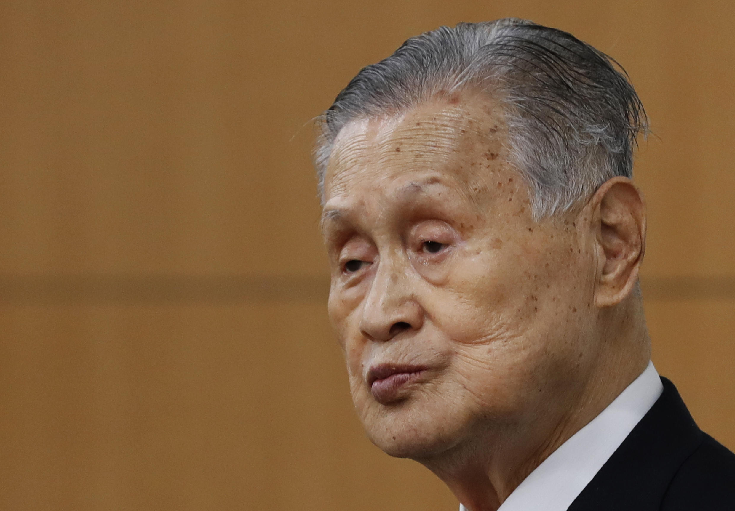 The 83-year-old former Japanese prime minister Yoshiro Mori is under fire for saying last week that women speak too much in meetings