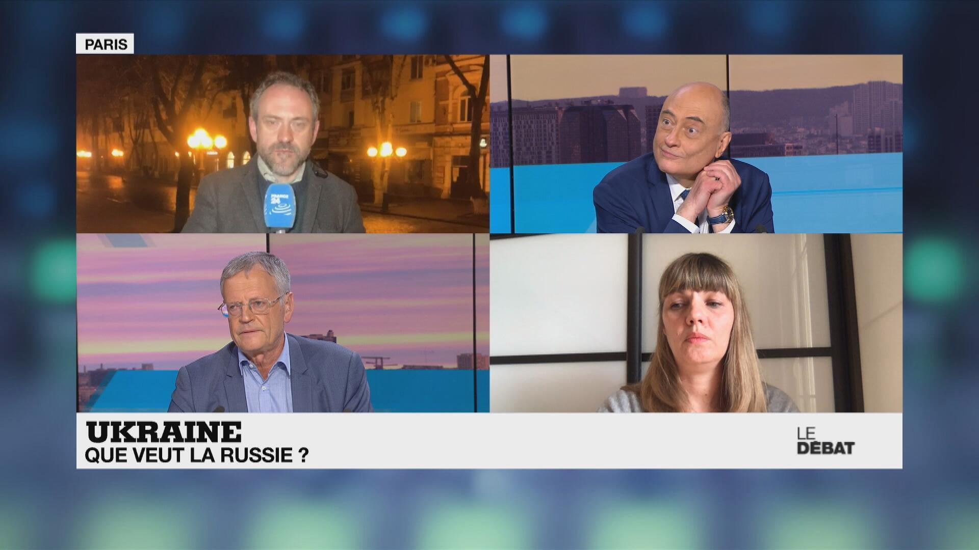 Le Débat de France 24 - mercredi 14 avril 2021