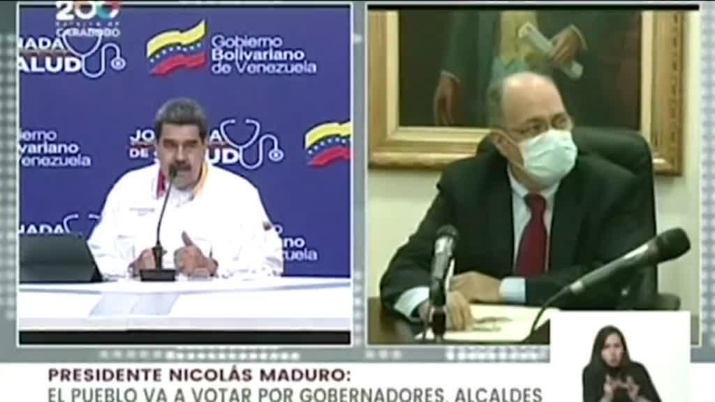 2021-05-13 14:13 Venezuela's Maduro ready for talks with opposition leader Guaido in political crisis unexpected turn