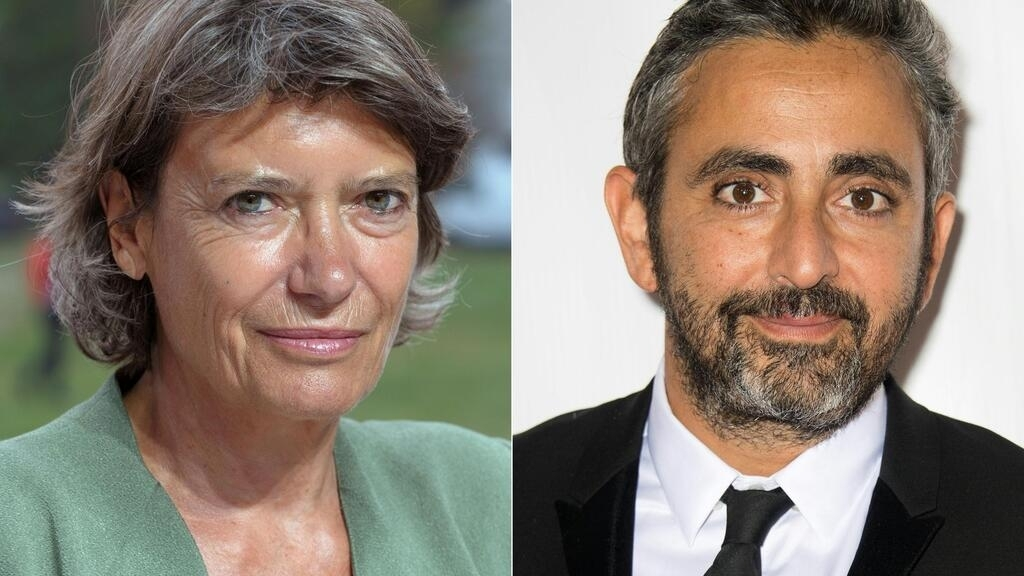 'French Oscars' seek to bury #MeToo crisis by naming male-female duo to head César Academy