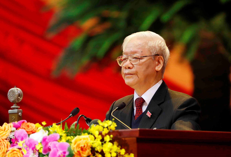 VIETNAM ELECTION TRONG THIRD TERM