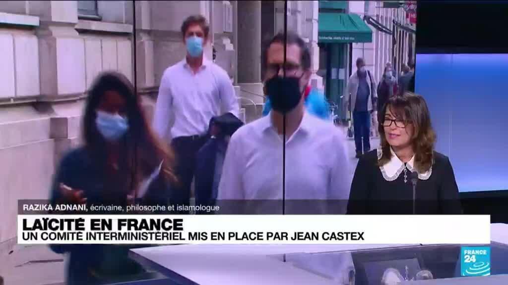 2021-07-15 11:08 Laïcité en France : un comité interministériel mis en place par Jean Castex