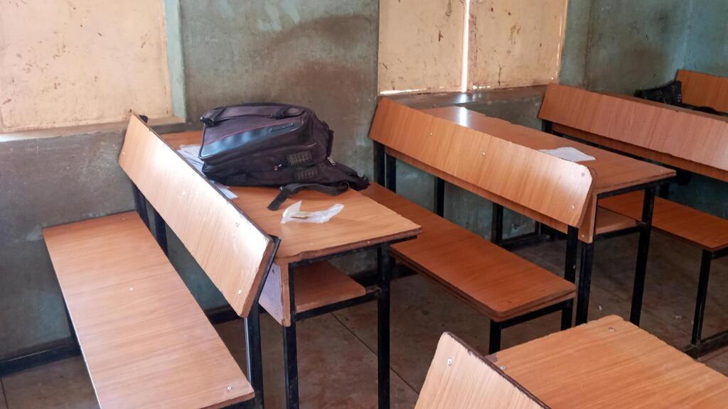 Nouveau rapt demassedansune écolepour jeunes filles au Nigeria
