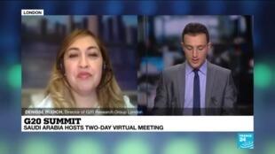 2020-11-21 21:02 G20 summit : Saudi Arabia hosts two-day virtual meeting