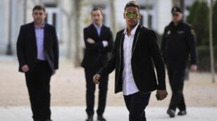 Le buteur brésilien Neymar évolue au FC Barcelone depuis 2013.