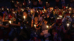 There has been outrage in Myanmar over the military coup that ousted civilian leader Aung San Suu Kyi earlier this month