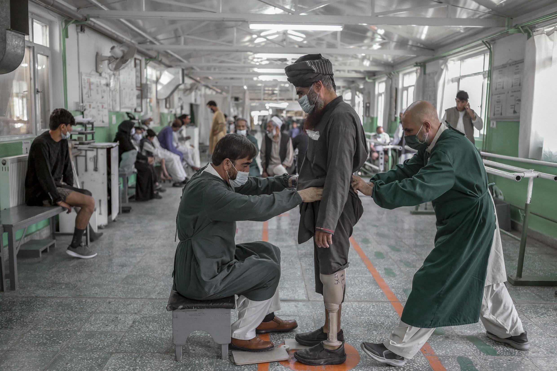 Crise humanitaire en Afghanistan