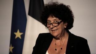 Frédérique Vidal, ministre de l'Enseignement supérieur, de la recherche et de l'innovation, le 22 juillet 2020 à Paris