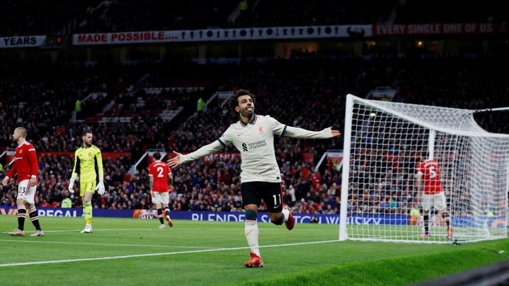 الدوري الإنكليزي: ليلة تاريخية لصلاح يقود فيها ليفربول إلى أكبر فوز في معقل يونايتد thumbnail