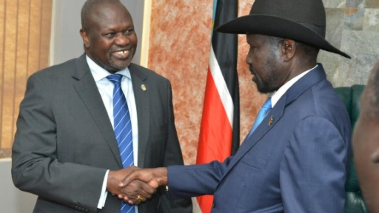 US warns of sanctions if S.Sudan rivals fail at unity government